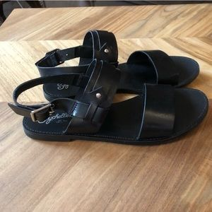 New Seychelles Leather Sandals